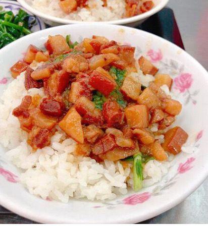 蔡英文總統9日公布台灣豬料理照片。(圖/翻攝蔡英文官方LINE群組)
