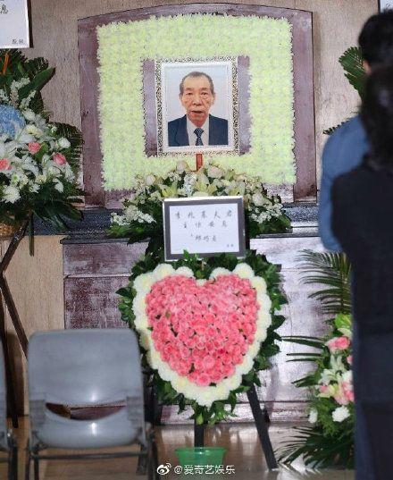 李兆基,病逝,肝癌,告別式,遺孀,再婚/翻攝自愛奇藝娛樂微博