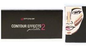 5 City Color Cosmetics Contour Effects Palette 2 Contour, Bronze, Highlight(圖/食藥署提供)