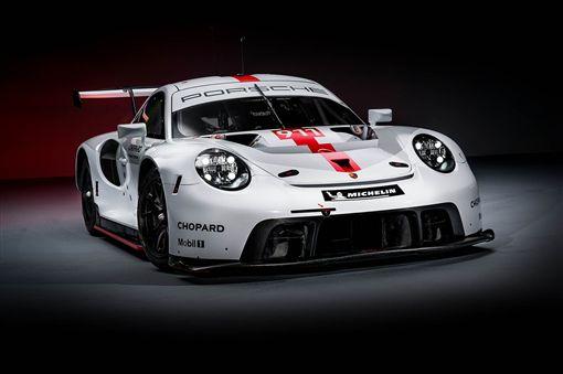 ▲Porsche 911 RSR。(圖/Porsche提供)