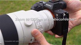 索尼,Sony Taiwan,E接環,全片幅,鏡頭,FE 600mm F4.0 G Master OSS,超望遠,定焦,FE 200-600mm F5.6-6.3 G OSS,變焦