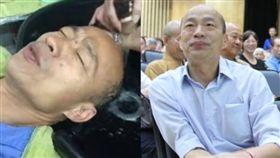 韓國瑜 圖/翻攝自鍾小平臉書,高市府提供