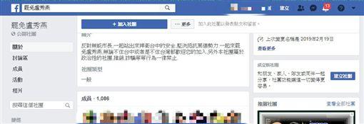 罷免盧秀燕社團/翻攝自臉書