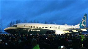 波音737 MAX。(圖/取自維基百科)