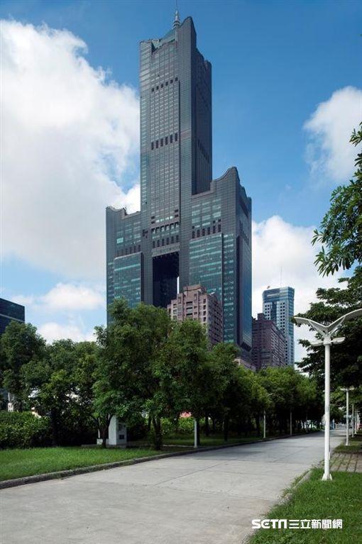 君鴻酒店,85大樓。君鴻酒店提供