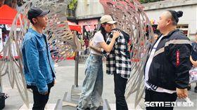 頑童MJ116驚喜現身為癌友歌手謝采倪Ani圓夢。(圖/艾玩天地提供)