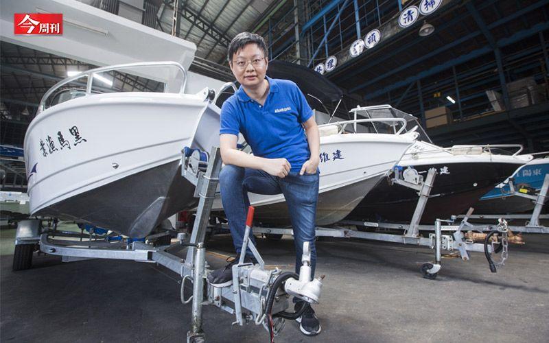 電商平台當電玩打 小工廠僅用20位員工將快艇賣向25國