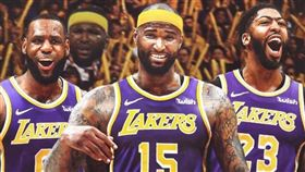 NBA/百分百健康!表弟誓言拼全勤 NBA,金州勇士,DeMarcus Cousins,洛杉磯湖人 翻攝自推特
