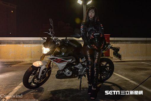 火辣機車騎士、「十字風」林小姐/林小姐授權提供