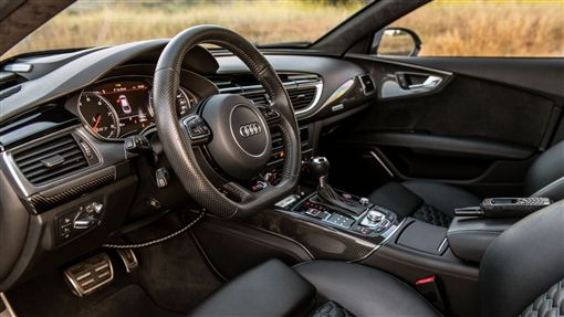 ▲AddArmor Audi APR RS7防彈車。(圖/翻攝網站)