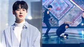 《101》崔秉燦 圖翻攝自Mnet 프로듀스 X 101(PRODUCE X 101)臉書、YOUTUBE