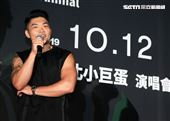 李玖哲「隱形動物」演唱會10月首度攻蛋,將打造獨一無二的視聽覺饗宴。(記者邱榮吉/攝影)