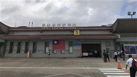 馬祖南竿航空站,立榮航空。(圖/記者簡佑庭攝)