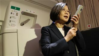 蔡拚外交:台灣好品牌要讓更多人知道