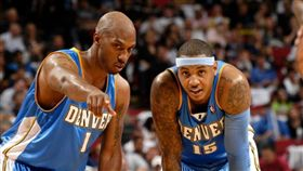 NBA/甜瓜仍沒人要!他揭關鍵內幕 NBA,丹佛金塊,紐約尼克,Carmelo Anthony,Chauncey Billups 翻攝自推特