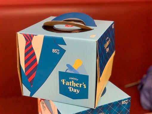 父親節蛋糕。
