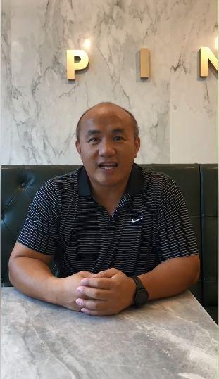 ▲張泰山號召龍族球迷會。(圖/截取自張泰山臉書)