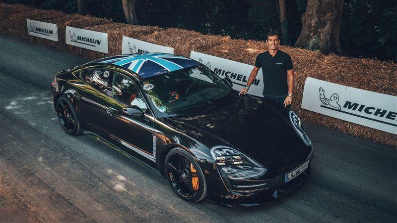 Porsche Taycan 第二階段英國實測完成