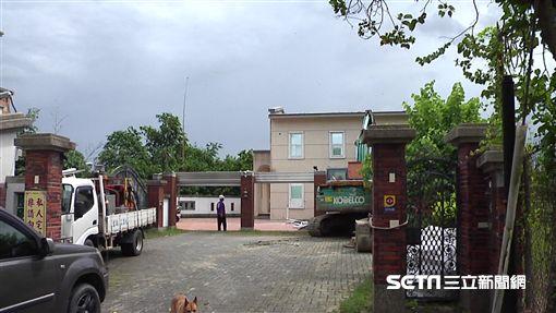 韓國瑜、李佳芬雲林的豪華農舍