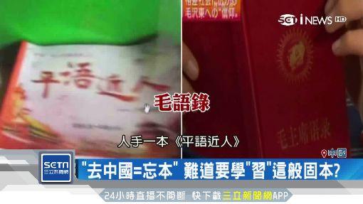 央視另類解讀台灣「去中國化就是忘本」