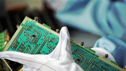 半導體,電路板(示意圖/翻攝自Pixabay)