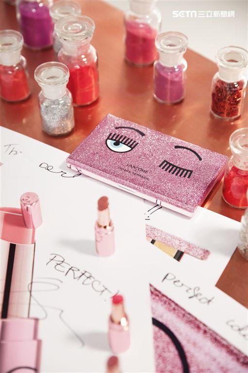 《LANCÔME x CHIARA FERRAGNI粉紅眨眼系列》