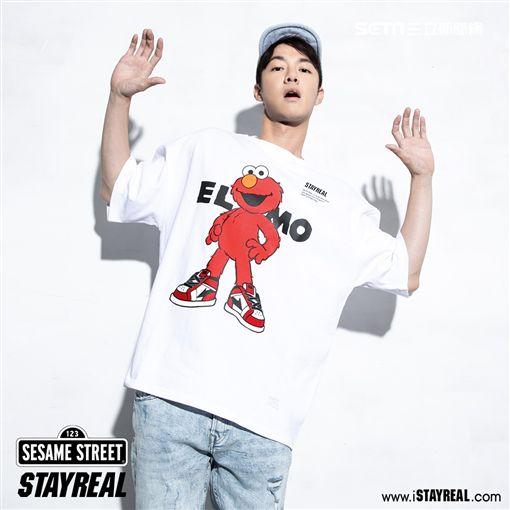 STAYREAL推出超強聯名,於7/12正式發表與潮流界新寵Sesame Street首度聯名合作