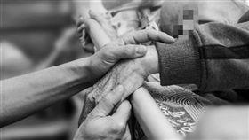 老人,住院,病患,病人(圖/pixabay)