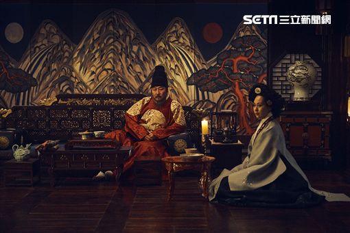 全美善最終感動演出  《王的文字》采昌國際多媒體提供。