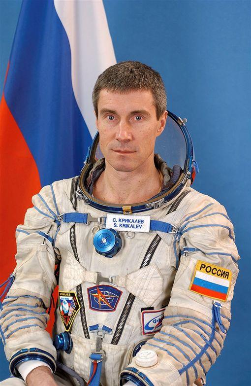 太空人克里卡廖夫(Sergei Krikalev)/維基百科
