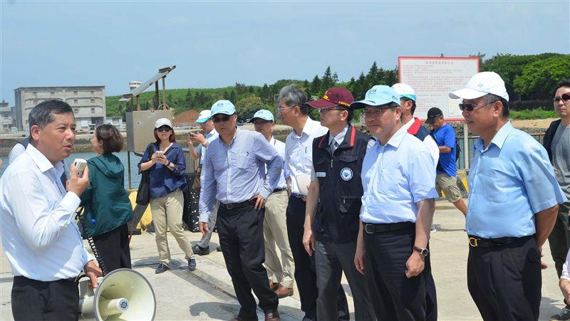 打造藍色公路!跳島郵輪樞紐示範港 金龍頭將成新亮點