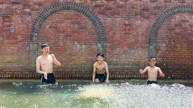 宜蘭,蘇澳,冷泉,公園,大眾池,泡湯(圖/翻攝自水水蘇澳臉書)