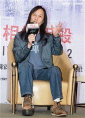 「掃毒2 天地對決」導演邱禮濤。(記者邱榮吉/攝影)