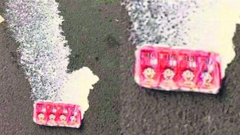 童仔牛奶被輾爆!男玩笑稱:「4孩被輾壓爆腦漿」遭拘捕