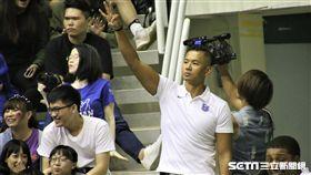 瓊斯盃中華藍領隊陳建州。(圖/記者劉家維攝影)