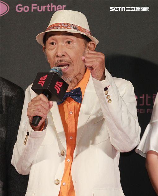 台北電影節,老大人 記者邱榮吉攝影