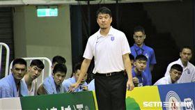瓊斯盃中華白總教練桑茂森。(圖/記者劉家維攝影)