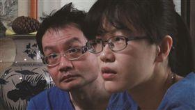 失智醫生蔡伯羌(記者陳則凱攝影)