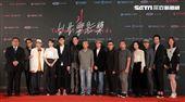 老大人演員出席2019台北電影節頒獎典禮。(記者邱榮吉/攝影)