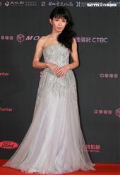 郭書瑤出席2019台北電影節頒獎典禮。(記者邱榮吉/攝影)