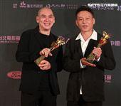 2019台北電影節頒獎典禮最佳導演蔡明亮。(記者邱榮吉/攝影)