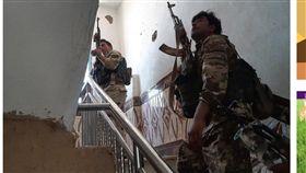 阿富汗又傳恐攻!自殺炸彈客闖飯店 警包圍交火釀3死/翻攝自《khaama》