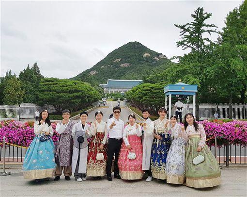 台灣,南韓,國際,海外搭僑計畫,青年