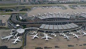 希臘,巴黎,瓦魯費克斯,暴力,戴高樂機場