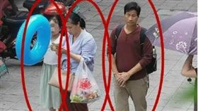 中國大陸,女童遭租客帶走後身亡(圖/翻攝自微博)