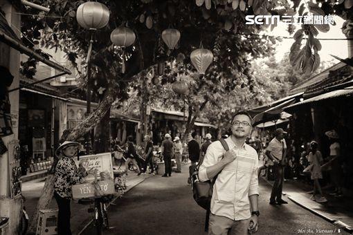 陳耀恩,Ean Chen,會安古城,中越,世界遺產圖/勿用