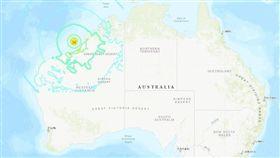 澳洲,地震,布隆,國際
