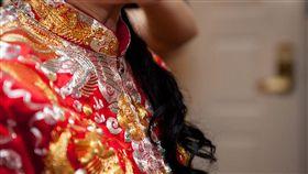 新娘,結婚,習俗,旗袍,傳統,婚禮,新郎(圖/翻攝自pixabay)