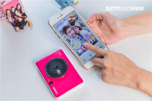 Canon,拍可印相機,iNSPiC[S],iNSPiC[C],自拍,美拍