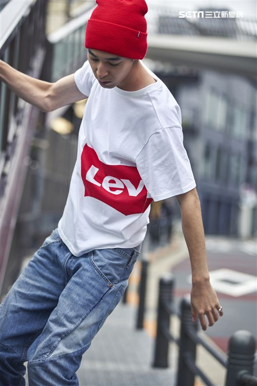 美式風格,丹寧,LEVI'S,Logomania,LOGO,怪奇物語,Netflix